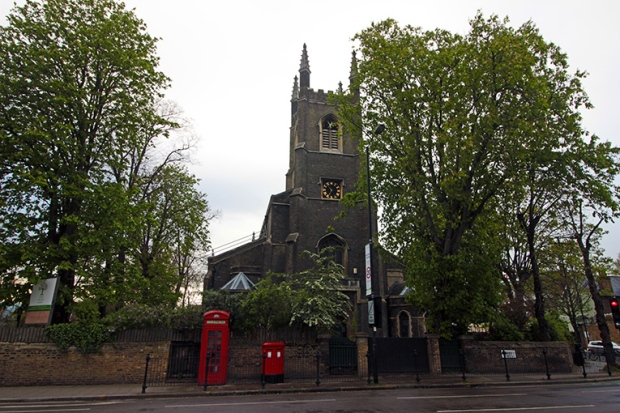 Saint-Paul-Church-Londres-a-bussola-quebrada