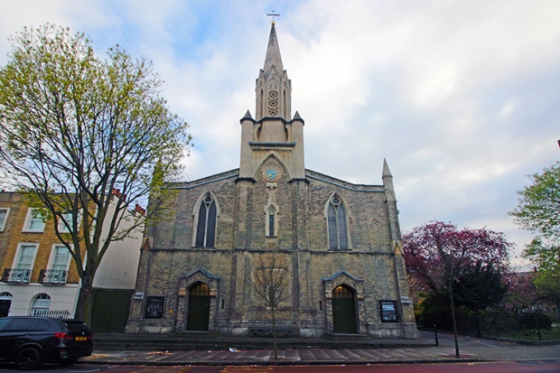 Saint-Stephans-Church-londres-a-bussola-quebrada