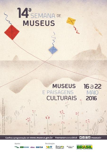 semana nacional de museus 2016