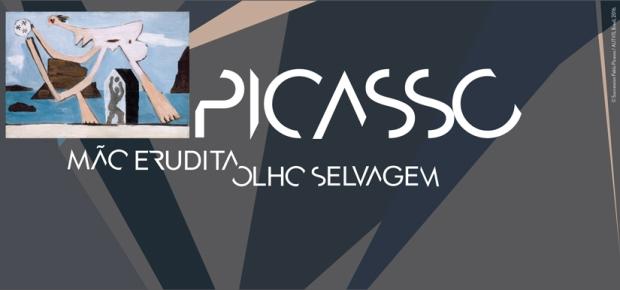 Exposição Picasso: Mão Erudita, Olho Selvagem