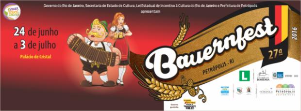 Bauernfest 2016 a bussola quebrada
