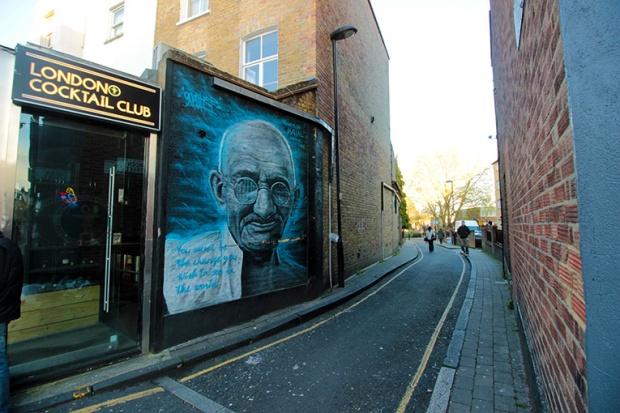 beco-alley-gandhi-londres-london-graffith-grafite