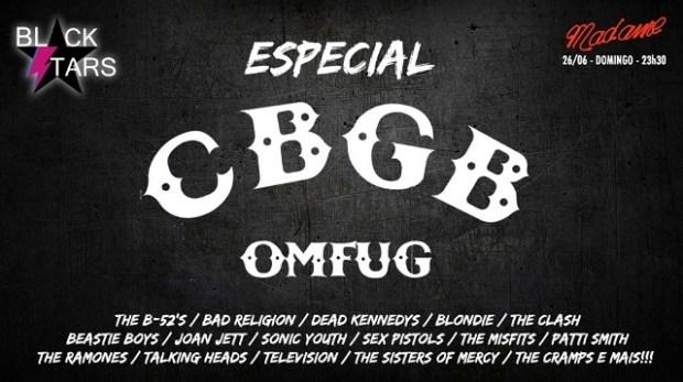 especial CBGB a bussola quebrada