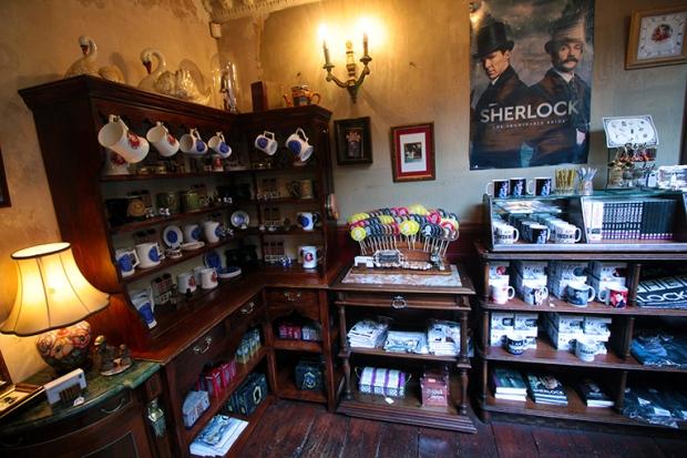 loja-sherlock-holmes-museu-museum-londres-a-bussola-quebrada