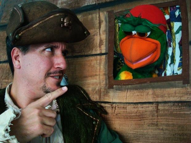 Perez e Gil - Piratas