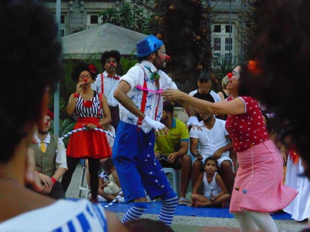 Polo carioca de Circo Grupo Off-Sina
