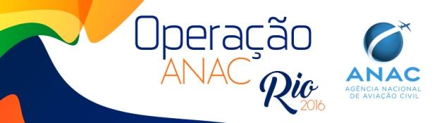 Operação ANAC Rio 2016 olimpíadas-a bussola quebrada