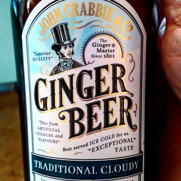 ginger beer cerveja de gengibre casas do parlamento a bussola quebrada