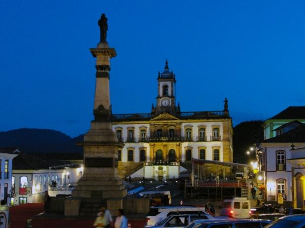 Museu histórico de Ouro Preto