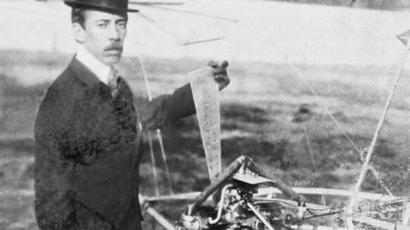 Santos-Dumont-poeta-aviador-a bussola quebrada