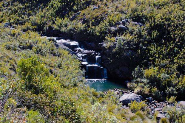 cachoeira rio campo belo itatiaia a bussola quebrada