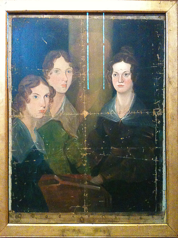 irmas-bronte-systers-National-Portrait-Gallery-London-Londres