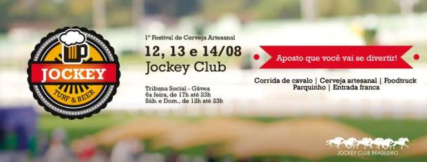 Jockey, turf e beer