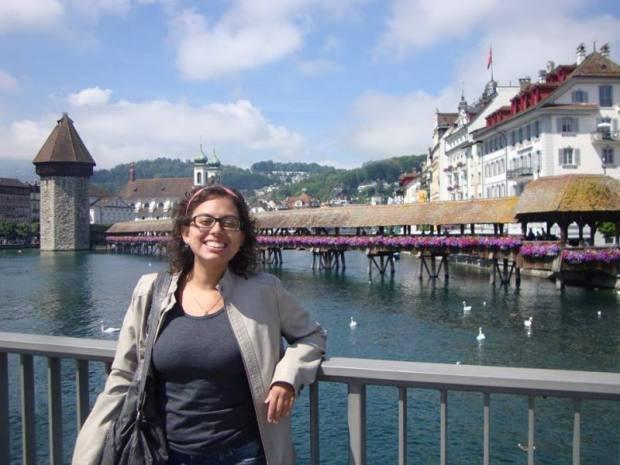 A Bússola Quebrada -Luzern