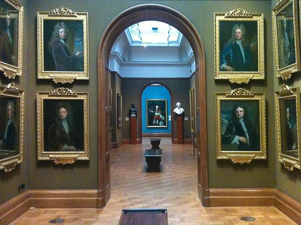 retratos-bustos-nobres-National-Portrait-Gallery-London-Londres