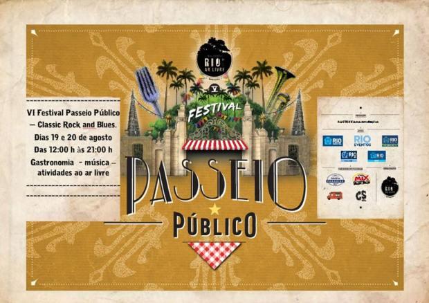 VI Festival Passeio Público