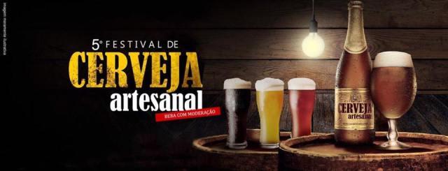 5º festival de cerveja artesanal
