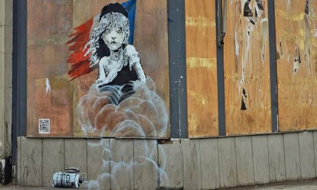 banksy-gas-lacrimogenio-a-bussola-quebrada