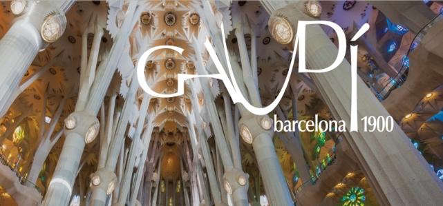 exposição gaudi barcelona 1900
