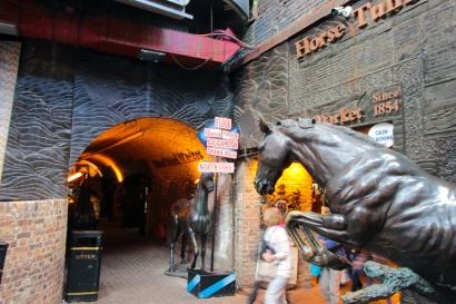 Bife a cavalo?