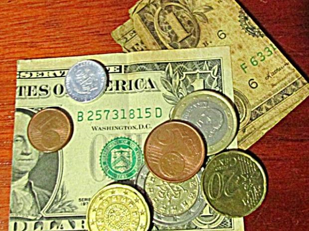 Cuidado porque dinheiro não aceita desaforo.