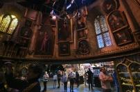 Você vai adorar a sala do Professor Dumbledore.