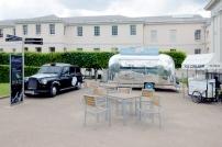 Relaxe, tome um café. O dia é longo e há muita coisa legal para ver no National Maritime Museum e na Old Royal Naval College.