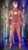 Flash - O mais rápido homem vivo.