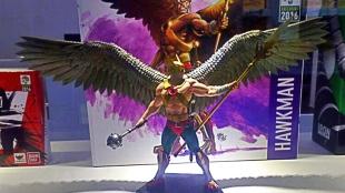 Quem se lembra do Hawkman?