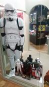 Roupas e brinquedos Star Wars na Comic Con Experience 2016