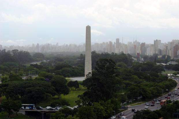 Obelisco do MMDC - Aos mártires da Revolução Constitucionalista de 1932.