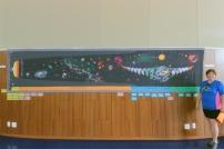 Instrumentos para a observação dos astros.