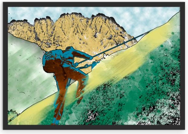 alpinismo-quadro-a-bussola-quebrada
