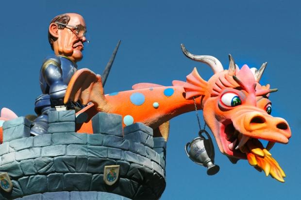 Críticas políticas e sociais. O Carnaval de Portugal também é engajado.