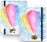Escreva em seu livro de viagens.