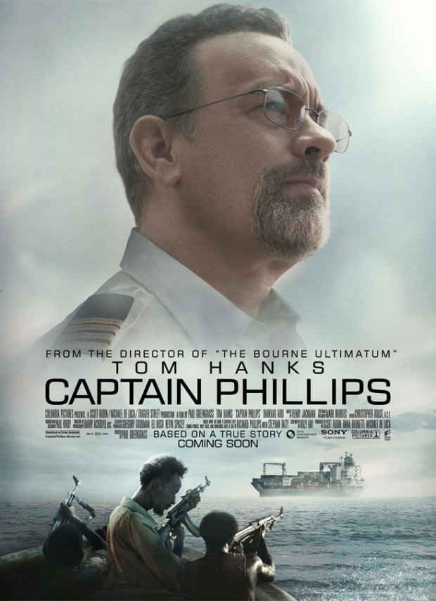 Capitão Phillips.