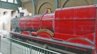 Pegue o Expresso para Hogwarts!