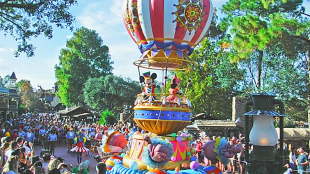 Que tal este casal para Rei e Rainha de Disney World?