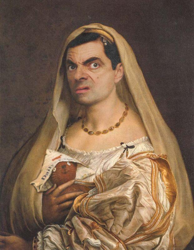 Henrique Oitavo queria se casas de novo. A noiva deveria ser muito bonita.