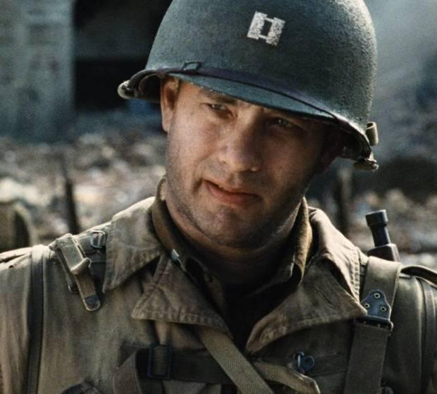 O Resgate do Soldado Ryan.