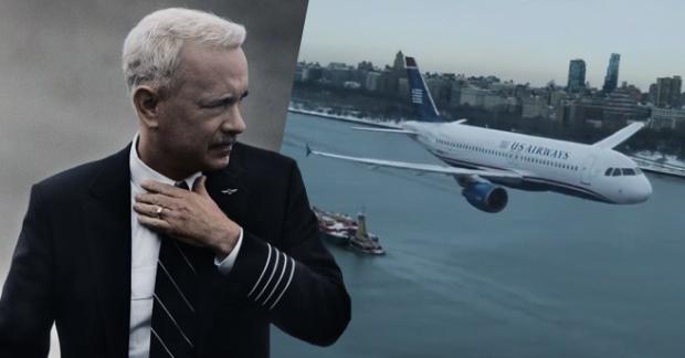 Sully. Apertem os cintos, o piloto é o Tom Hanks!