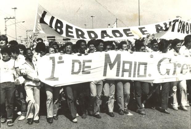 Originalmente, o 1º de maio era uma data de lutas e protestos.