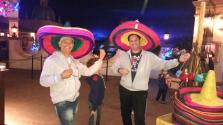 Na casa do México, todo mundo vira mexicano.