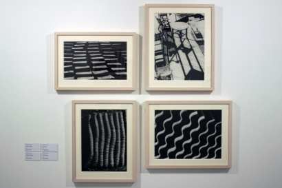 Fotografias da exposição Construções Sensíveis.