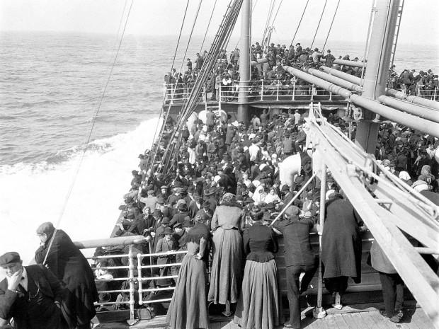 Imigração Italiana no século 19.