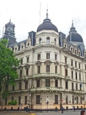 Este é o prédio do Governo de Buenos Aires
