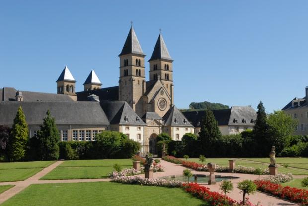 Basílica de Echternach, Luxemburgo.