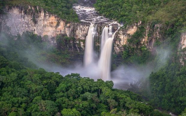 Parque Nacional da Chapada dos Veadeiros - Alto Paraíso GO