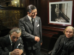 Personagens famosos de frequentaram o Café Tortoni.