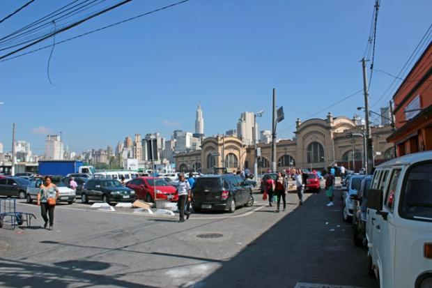 Lembra do Mercado Municipal de São Paulo? Você está do lado dele.